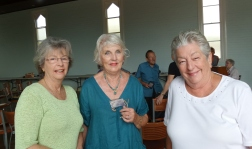 Ros, Ann and Lyndall