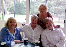 Wendy Lyndall Pam and Lyn